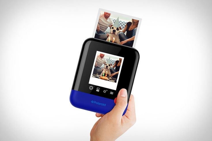 A true Polaroid reimagined for the digital age, the Polaroid Pop Instant Camera is the spiritual successor to the 600 series. It has a 20 megapixel CMOS sensor, image stabilization, and a dual LED flash for capturing images. It has...