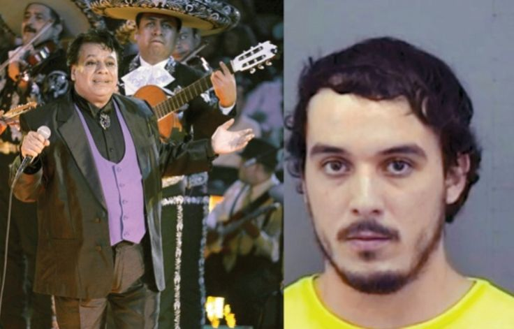 Hijo de Juan Gabriel podría ir preso por conducir alcoholizado