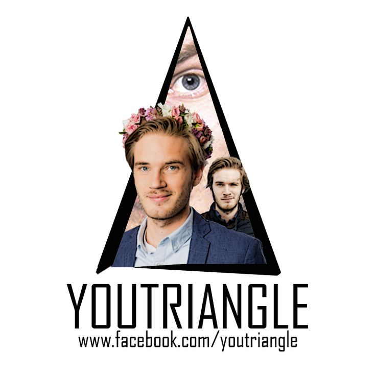 Youtriangle ∆ #PewDiePie  Born in Gothenburg, Sweden, PewDiePie originally pursued a degree in industrial economics and technology management at Chalmers University of Technology. In 2010, during his time at the university, he registered a YouTube account under the name PewDiePie. The following year, he dropped out of Chalmers after growing bored with his degree field, much to the dismay of his parents. After failing to earn an apprenticeship with an advertising agency in Scandinavia, he…