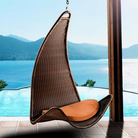 Urban Balance Hanging Curve Chair - YUM