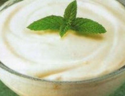 Mojito-Buttermilch-Espuma - Rezept - ichkoche.at