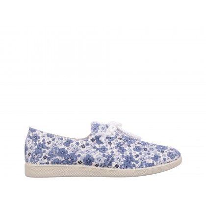 Pantofi sport Gryxx bleu, din material textil