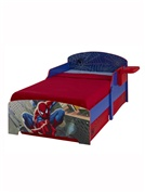 Spiderman   Toddler Beds £69.95   Kids - Childrens Bed   Free Delivery   Kids Beds   Kids Bedroom   Childrens Bedroom Ideas