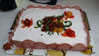 Οι γεύσεις της Ελεάννας: ΤΟΥΡΤΑ ΑΛΜΥΡΗ