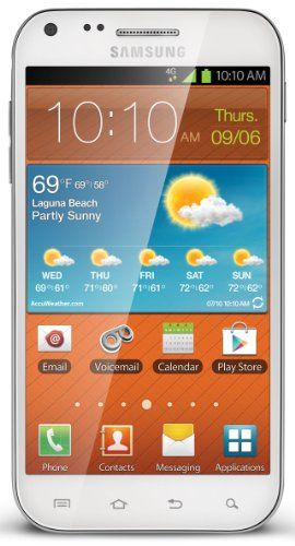 Samsung Galaxy S II 4G Prepaid Android Phone, White (Boost Mobile)  for more details visit  : http://mobile.megaluxmart.com/