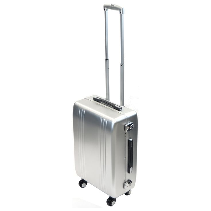 Aluminium 4 Wheeled Suitcase, Travel Case, Trolley Luggage case supplied by Trifibre. Transport your valuables safely by investing in these Suitcases but at the same time look professional with these beautifully designed Suitcases. For more info visit www.toolcasesdirect.co.uk