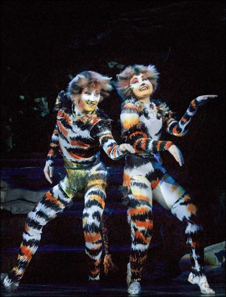 Mungojerrie & Rumpleteazer Jellicle cats, Cat movie