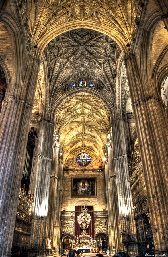Seville Cathedral  So much history...