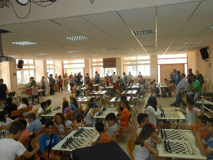 Primary School Chess Tournament June 2015