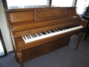 My first piano. I learned to play on one just like this.