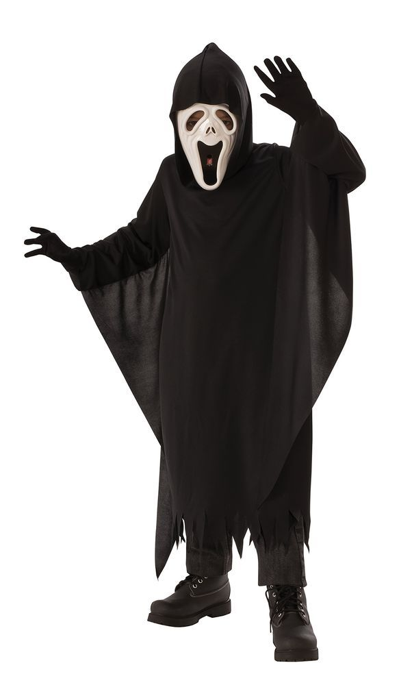 Halloween Concepts Child's Howling Ghost Costume with Mask