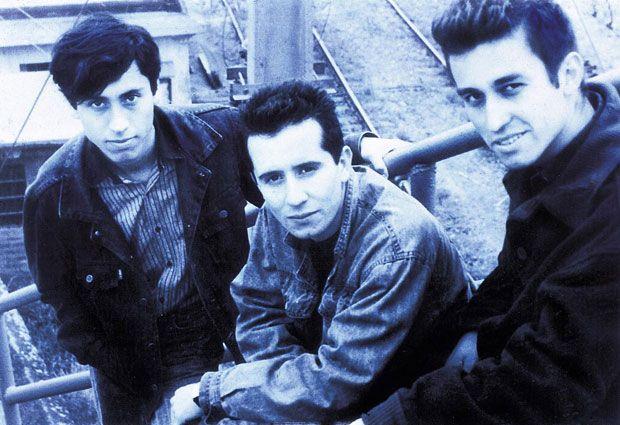10 bandas que hicieron historia Rock incluido Los Prisioneros 1st place