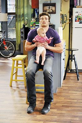 "Derek Theler as Daniel ""Danny"" J. Wheeler in Baby Daddy."