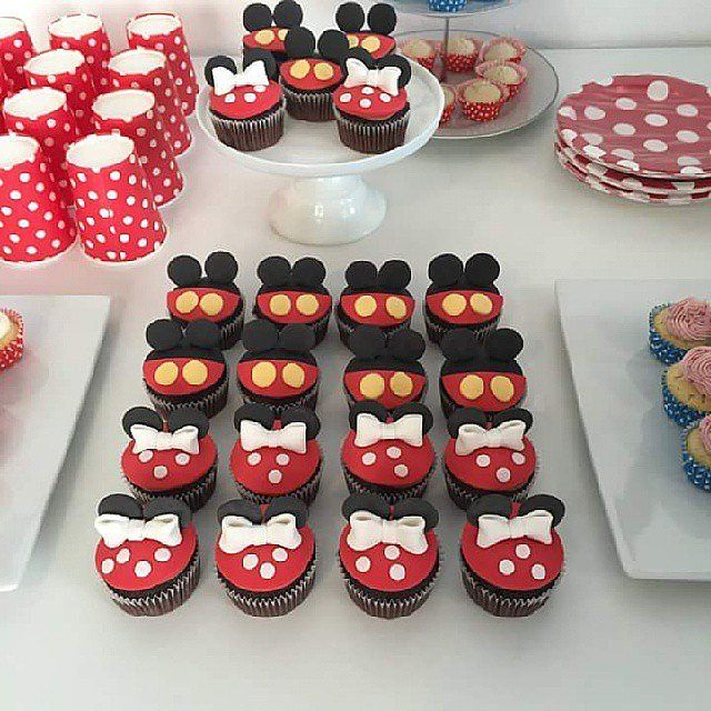 17 Best ideas about Cupcakes Decoration Disney on ...