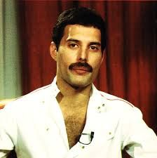 Freddie Mercury (from the singing group Queen) died from aids related bronchial pneumonia on November 24, 1991 at the age of 45.
