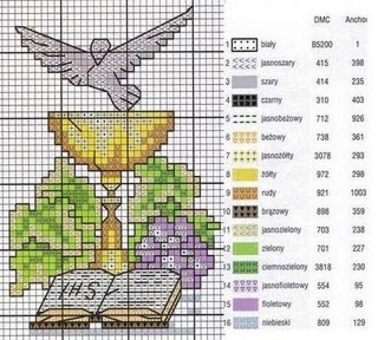 Solo Patrones Punto Cruz (pág. 4708) | Aprender manualidades es facilisimo.com