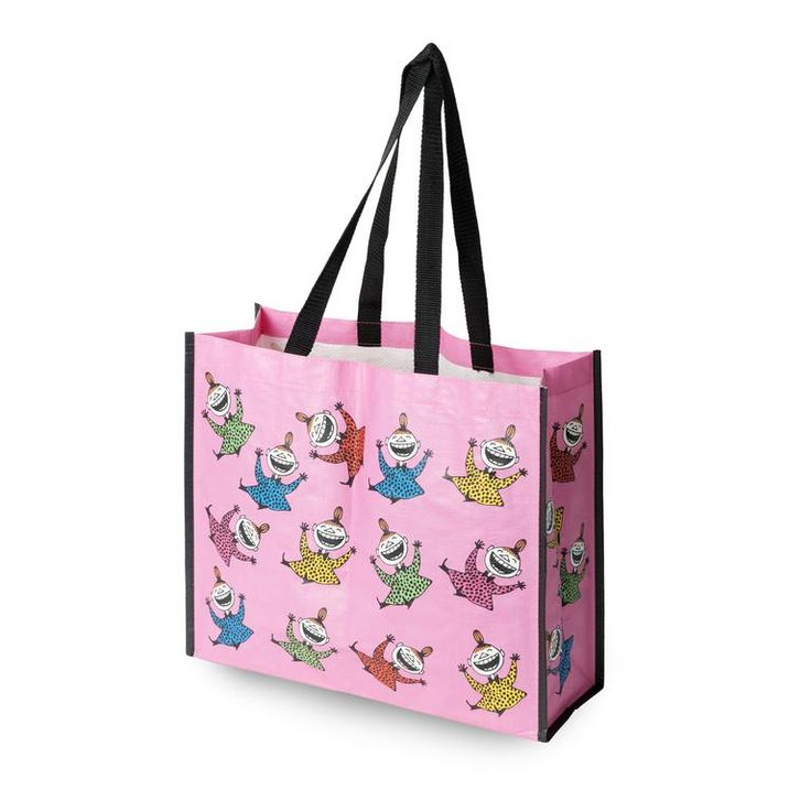 Happy Little My tote bag - The Official Moomin Shop