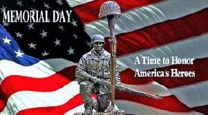 We remember those who gave their all this Memorial Day! Declared an official holiday in 1971, Memorial Day honors those who have given their lives in service to the United States.  #memorialday #memorialdayweekend #honor #army #navy #airforce #marines #coastguard #holiday #armedforces #unitedstates
