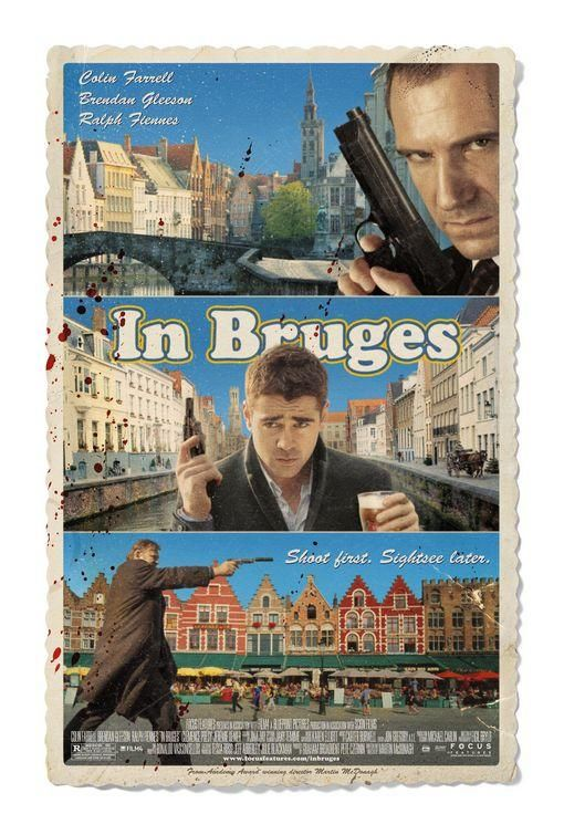 In Bruges, cool film