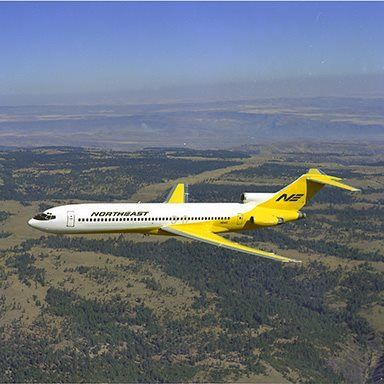 Northeast Airlines Boeing 727-200