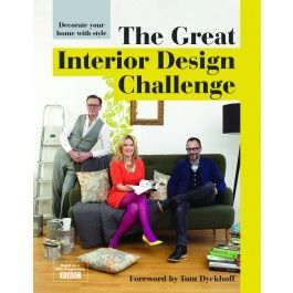 Buy The Great Interior Design Challenge Hardback