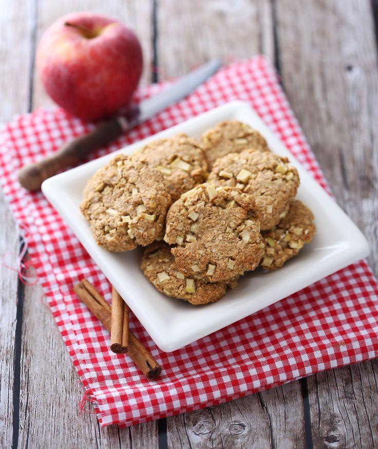 Eple-og havrecookies med pepperkakesmak | Sunnere Livsstil