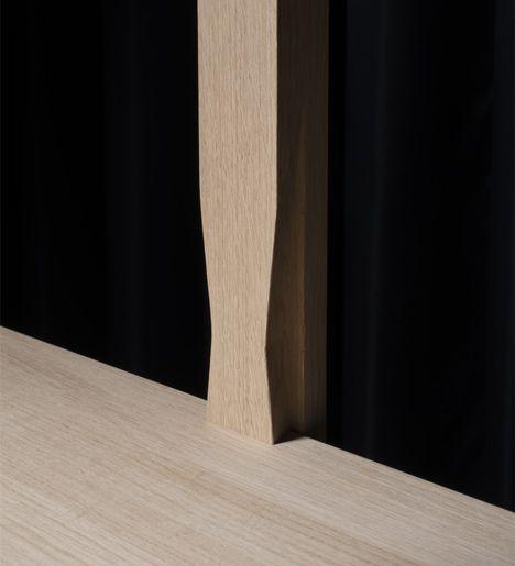 L'étagère-en-bois by Lucien Gumy cool joints