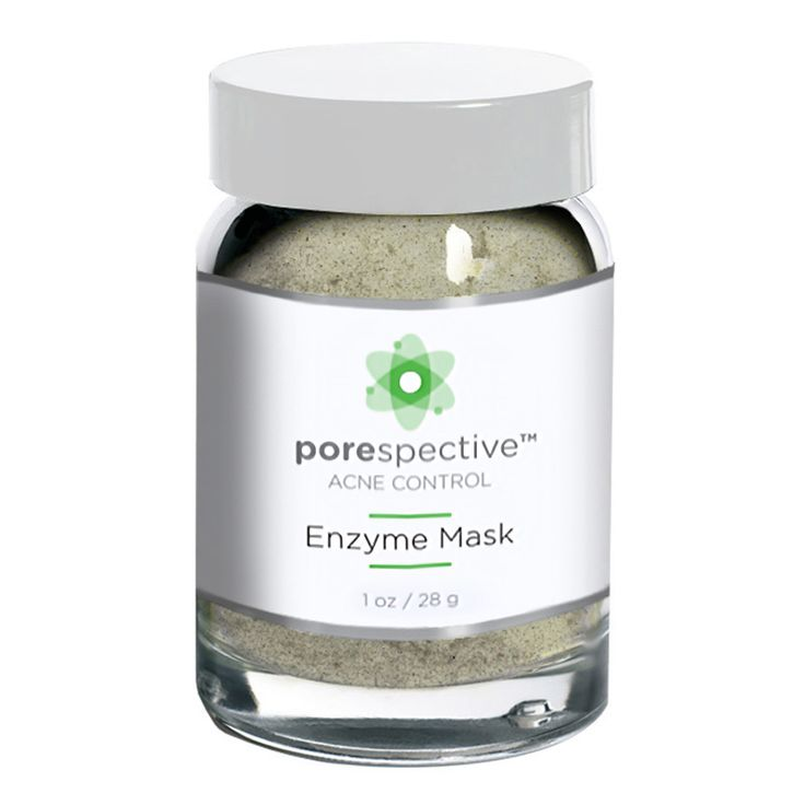 A water-activated pancreatic enzyme mask that gently removes flaky skin, softens and loosens blackheads, opens up blocked pores, and leaves skin more hydrated. A favorite pre-event treatment to help makeup go on flawlessly! Paraben-free, fragrance-free, and alcohol-free. Rosacea-safe. Recommended for: All Acne Types Why it works: Pancreatic enzymes bromelain and papain act on the outermost layer of skin, gently dissolving flaky …
