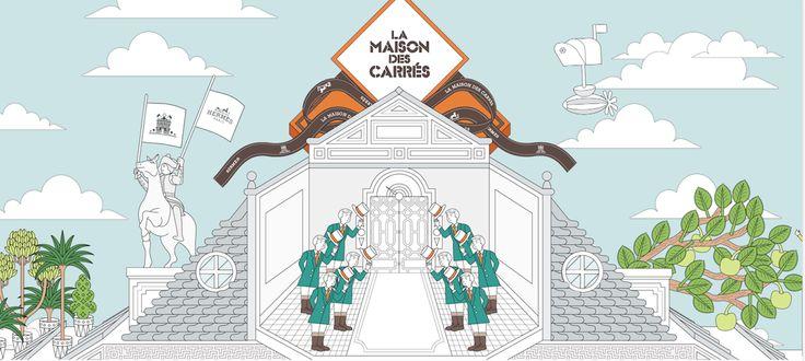 La Maison des Carrés – novo site interativo com os lenços da HERMÈS http://www.vermaisdesign.com.br/la-maison-des-carres-novo-site-interativo-com-os-lencos-da-hermes/design/