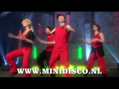 ▶ Minidisco - Klap Klap Stap Stap (Nederlands) - YouTube