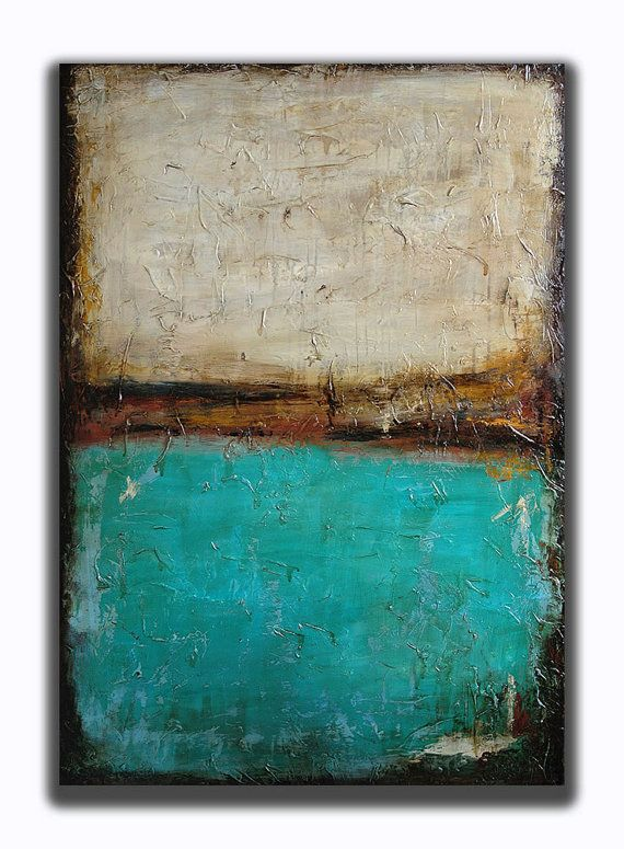 Abstract Painting  Large Painting  Urban Art  by RomanArtStudio, $249.00