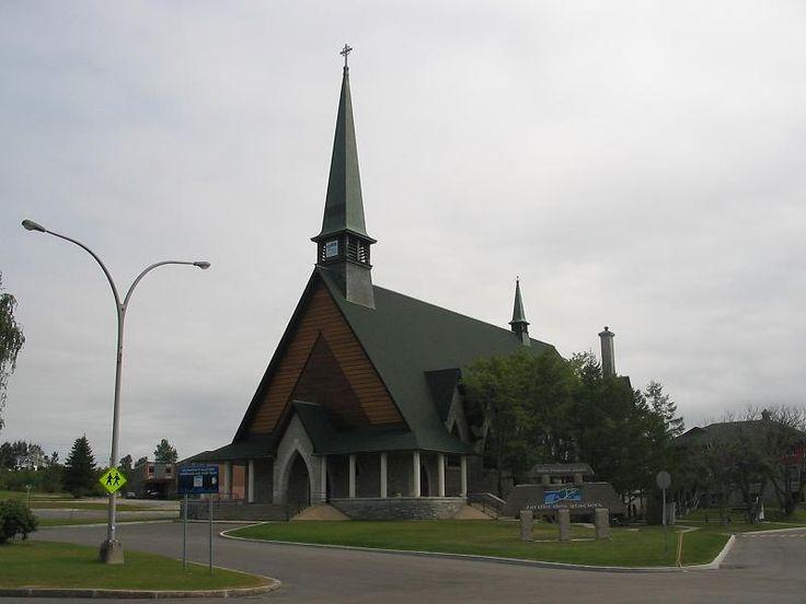 Baie-Comeau (église Saint-Georges), Québec, Canada (49.239714, -68.143669)