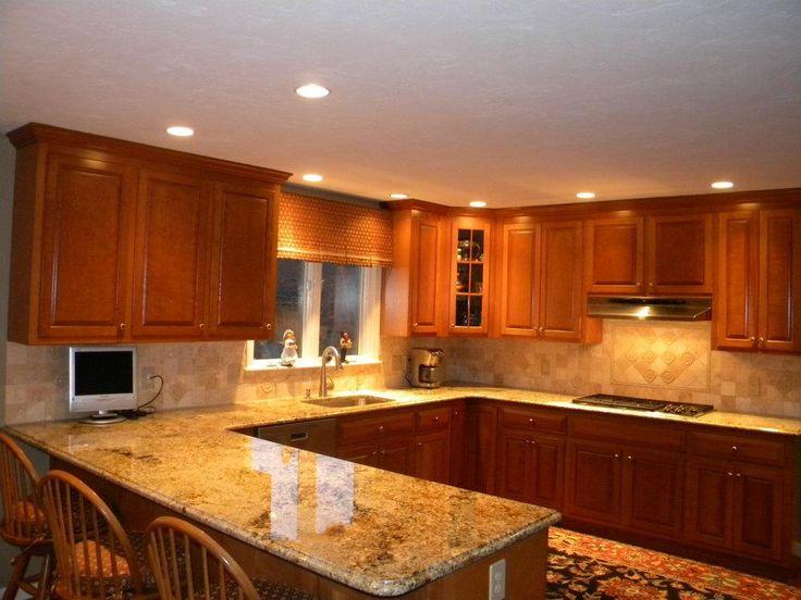 granite countertops namibian gold granite countertops w tumble marble backsplash the