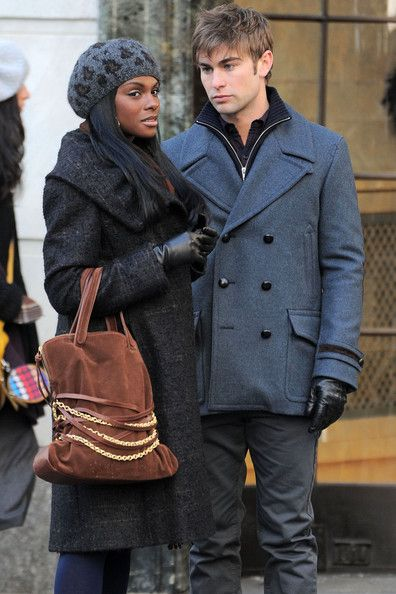 Tika Sumpter & Chace Crawford #wmbw #bwwm #Hollywood