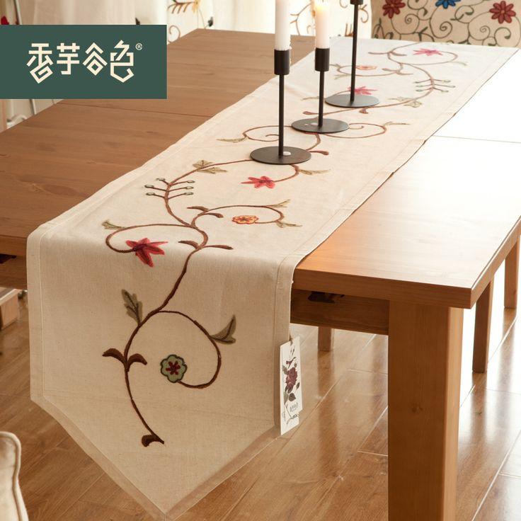M s de 20 ideas incre bles sobre caminos de mesa en pinterest for Como hacer caminos de mesa modernos