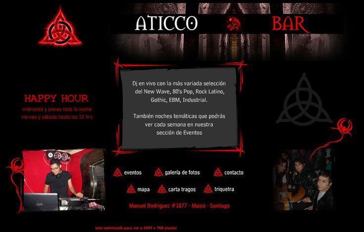 Home page Pub Attico