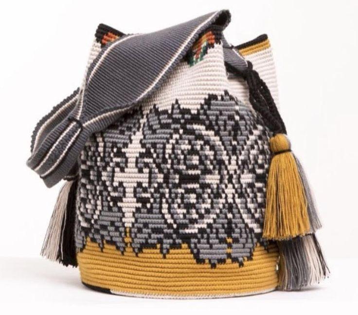 Wayuu Mochila Bag | Chila Bags