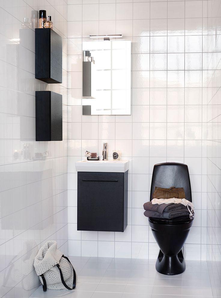 Kig vores egen inspiration til badeværelset igennem, der indeholder guldkorn både fra private badeværelser og fra hoteller og offentlige projekter.