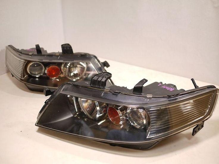 JDM HONDA ACCORD EURO-R CL7 (Acura TSX) HID Headlight GENUINE OEM #HONDA