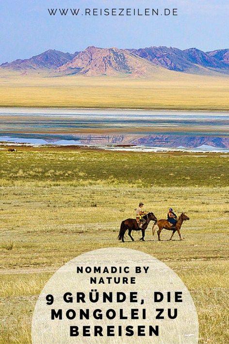 Die Mongolei ist ein faszinierendes Land, aber kein einfaches. Dort zu reisen hat Expeditionscharakter, denn ausserhalb der Hauptstadt gibt es kaum befestigte Straßen und nur wenig touristische Infrastruktur. Die langen Fahrten in unwegsamem Gelände sind anstrengend. Erholung und Komfort kann man unterwegs kaum erwarten. Warum also solltest Du Dich auf den Weg machen?