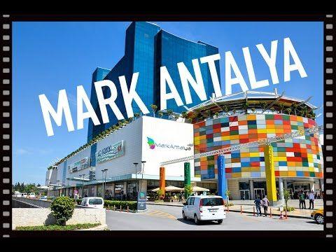 """Торговый центр """"MarkAntalya"""" - в самом сердце города Анталии - YouTube"""
