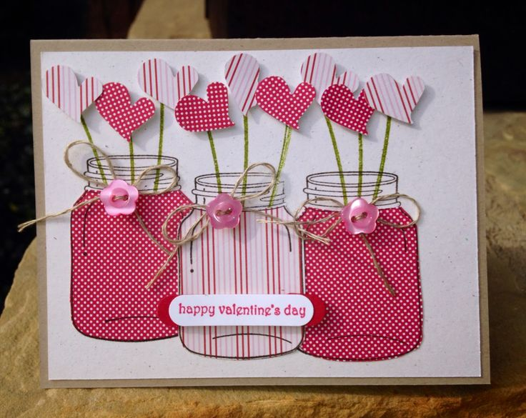 479 best images about Valentines Day Stampin Up Cards – Hand Made Valentine Day Cards