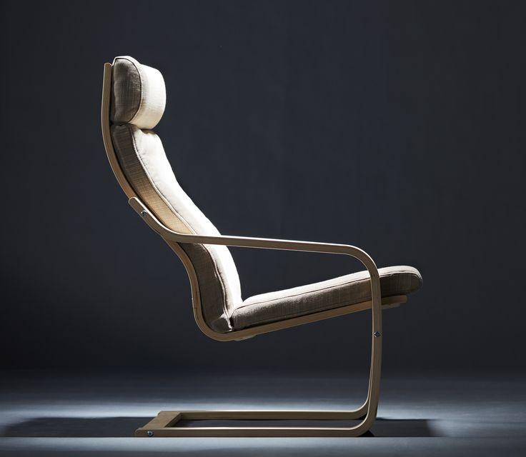POÄNG. Η ζωντανή απόδειξη πως το ιδιαίτερο design είναι «αθάνατο». 40 χρόνια άνεσης και στιλ. #Anniversary #POÄNG #IKEA #NoboruNakamura