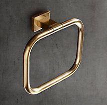 Modern Towel Ring