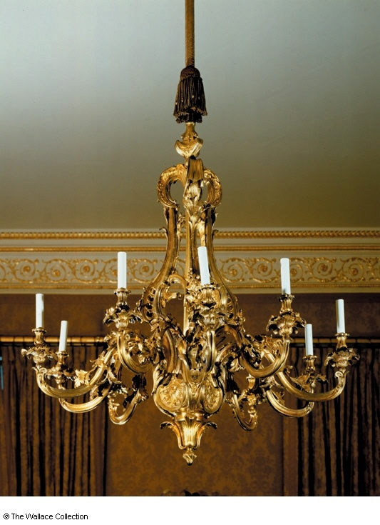 89 best chandelier images on pinterest chandelier chandelier chandelier jacques caffiri probably philippe caffiri mozeypictures Images