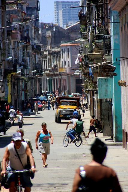 Street of #Havana | #Cuba