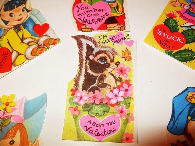 Valentine S Day Vintage Toys : Images about s vintage cards on pinterest get