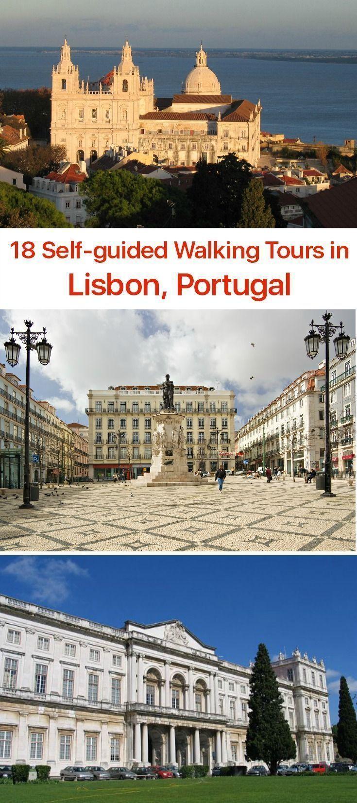 Walking tour Lisbonne