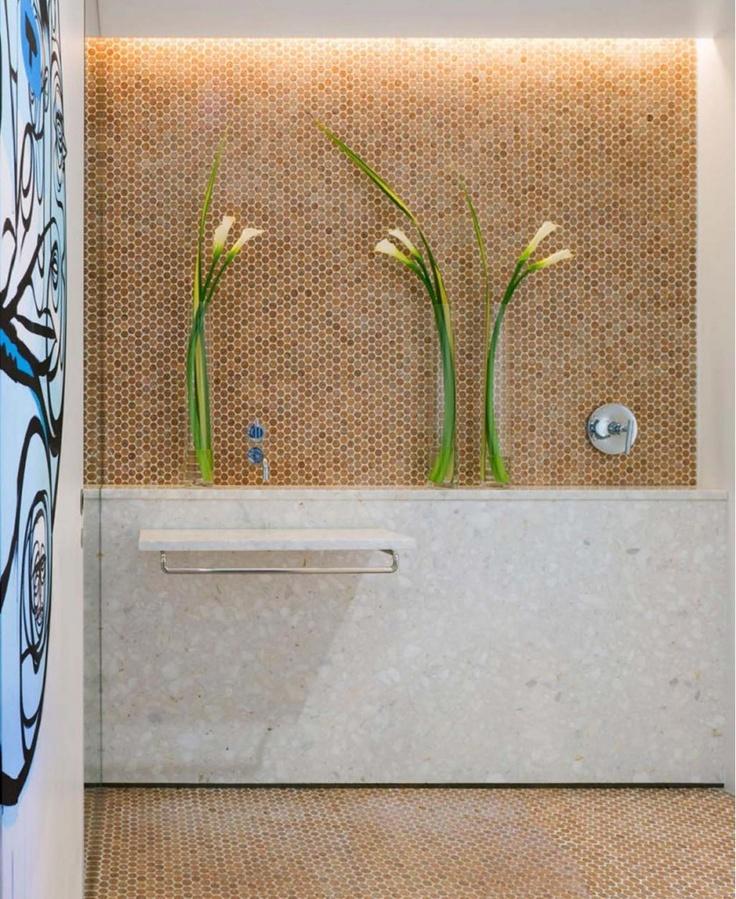 11 best cork tiles images on pinterest cork boards cork for Bathroom designs cork