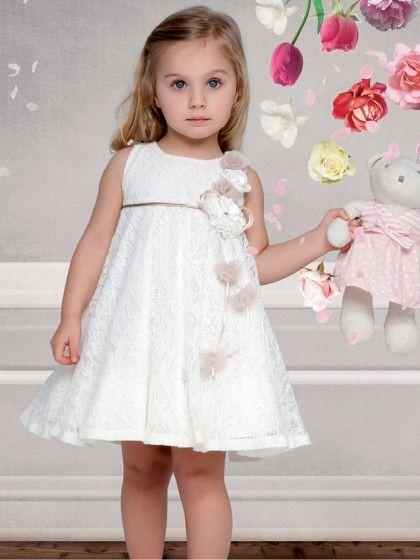 Φόρεμα Βάπτισης MI CHIAMO 15Κ3654